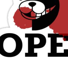Property of Hope's Peak Academy Sticker