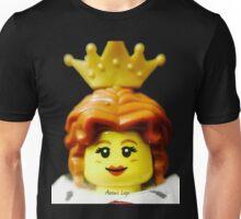 Lego Queen minifigure Unisex T-Shirt