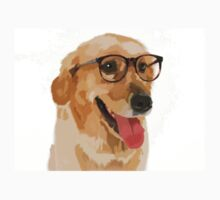 Hipster Dog. by donutict