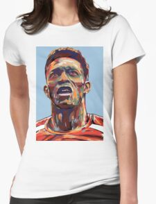 Danny Welbeck Womens Fitted T-Shirt
