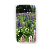 Lilac Maine Samsung Galaxy Case/Skin