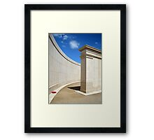 The National Memorial Arboretum Framed Print