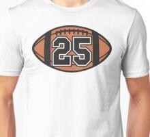 Football 25 Unisex T-Shirt
