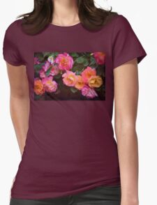 Rose 362 Womens Fitted T-Shirt