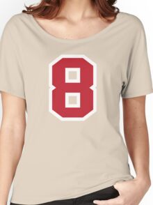 BEAVER BULLY Women's Relaxed Fit T-Shirt
