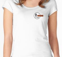 S.H.A.D.O. Women's Fitted Scoop T-Shirt