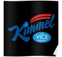 Kimmel for Vice Poster