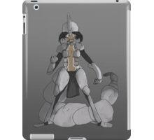 Onix iPad Case/Skin