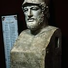 Copy original 430 BC Pericles, Vatican Museum Rome Italy 19840723 0011 by Fred Mitchell