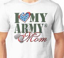 I Love My Army Mom Unisex T-Shirt