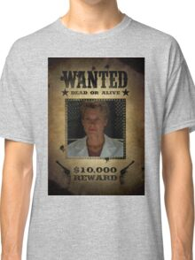 Buffy Maggie Walsh Wanted 1 Classic T-Shirt