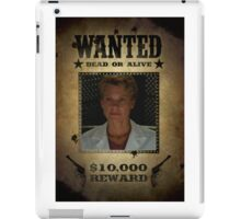 Buffy Maggie Walsh Wanted 1 iPad Case/Skin