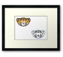 Panthera Tigris Framed Print