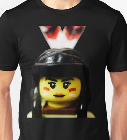 Tribal Woman Unisex T-Shirt