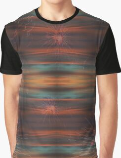Sky on Fire Graphic T-Shirt