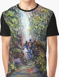 SPRING - ROMANTIC LANDSCAPE Graphic T-Shirt