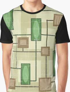 20th Century Abstract Art Graphic T-Shirt