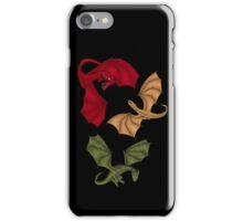 a dance with dragons iPhone Case/Skin