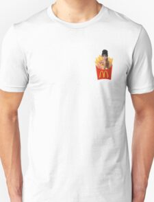 Cara Delevingne Fries Unisex T-Shirt