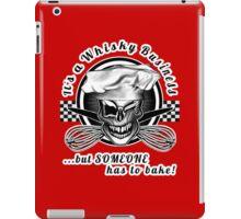 Skull Baker 6: Whisky Business iPad Case/Skin