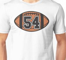 Football 54 Unisex T-Shirt