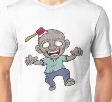 Axed Zombie Unisex T-Shirt