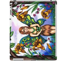 Luck of the Tiger Lily Fairy iPad Case/Skin
