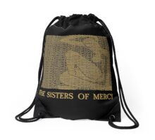 The Sisters Of Mercy - The Worlds End - Alice Drawstring Bag