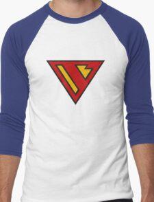 Alternative Logo Men's Baseball ¾ T-Shirt