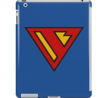 Alternative Logo iPad Case/Skin