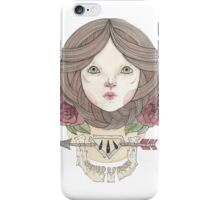 Arrows and Roses iPhone Case/Skin