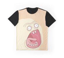 Screaming Sun!! Graphic T-Shirt