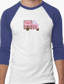 MENDL'S DELIVERY Men's Baseball ¾ T-Shirt