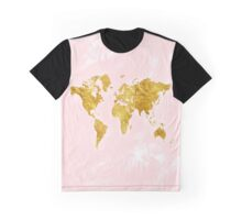 Blush World Graphic T-Shirt
