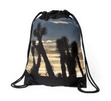 Desert Silhouettes Drawstring Bag