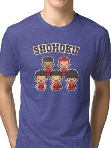 Chibi Shohoku Tri-blend T-Shirt