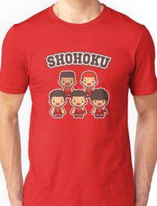 Chibi Shohoku Unisex T-Shirt