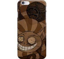 Clockwork Wonderland - Cheshire Cat iPhone Case/Skin