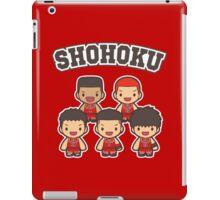 Chibi Shohoku iPad Case/Skin