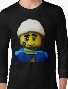 Lego Clumsy Guy minifigure Long Sleeve T-Shirt