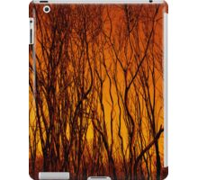 Scorched Branches iPad Case/Skin
