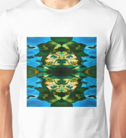Color Abstraction LXV Unisex T-Shirt