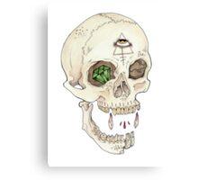 Dead Men Canvas Print
