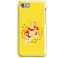 Fire Man iPhone Case/Skin