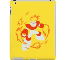 Fire Man iPad Case/Skin