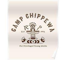 Camp Chippewa Poster