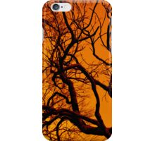 Scorched Tree iPhone Case/Skin