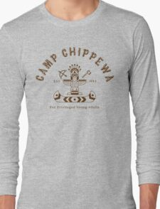 Camp Chippewa Long Sleeve T-Shirt
