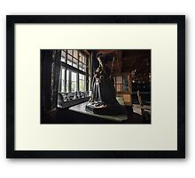Mary and Son, Germany Framed Print