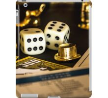 Monopoly Pieces iPad Case/Skin